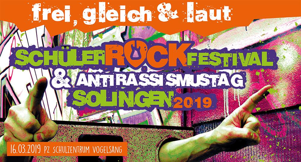Schülerrockfestival Solingen 2019